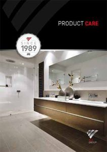 Product Care Brochure