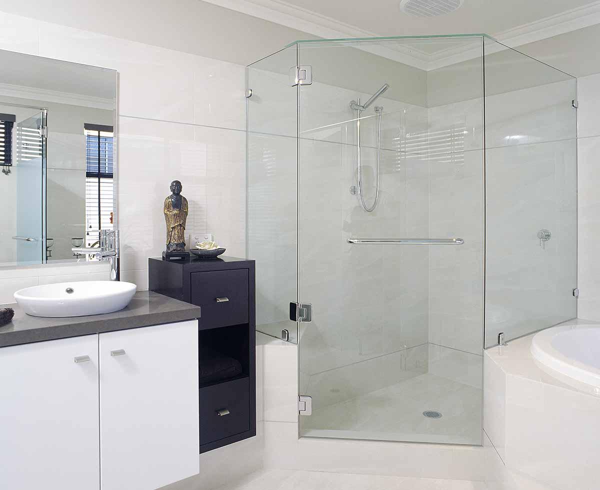 Shower Screen in Woodvale